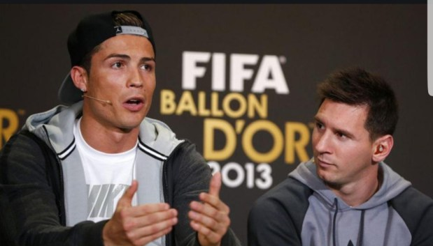 رونالدو ردا على زملائه: ميسي أفضل ولكن أنا بوكوص عليه!