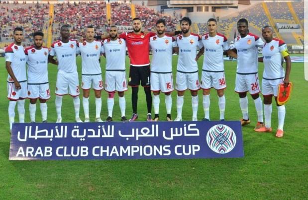 من تونس.. ضربات الجزاء تؤهل الوداد إلى ثمن نهاية بطولة العرب للأندية
