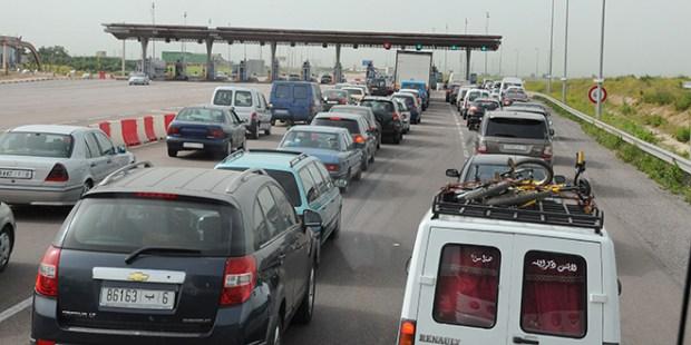زيد من نصف مليون سيارة يوميا.. لوطوروت شبعات فلوس فالصيف!