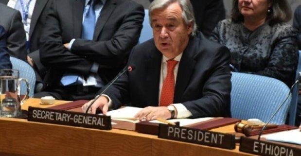 مجلس الأمن.. غوتيريس يقدم تقريره حول الوضع في الصحراء