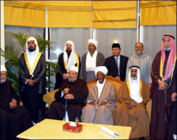 اتحاد علماء المسلمين: لسنا إرهابيين… أطلقوا سراح الشيوخ المعتقلين