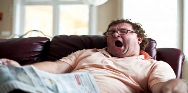 العكز وما يدير.. أكثر من مليار شخص يعرضون صحتهم للخطر بسبب الكسل!