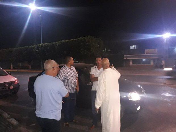 المحمدية.. الشرطة الإدارية تبحث عن مصدر الروائح الكريهة!