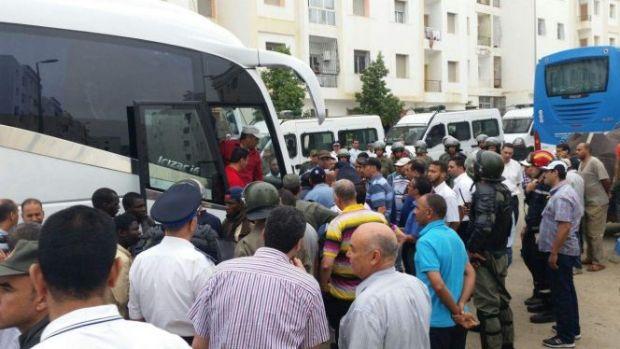 الجمعية المغربية لحقوق الإنسان: ترحيل المهاجرين شمل أكثر من 6500 شخص