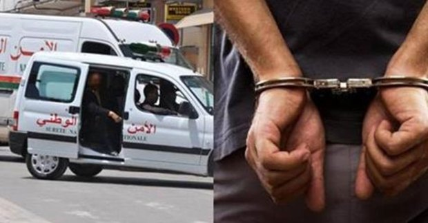 اعتقال متورط وفرار شريكه.. سيارة وسلاح أبيض وفلوس في القصر الكبير