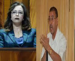 البرلمانية التجمعية أسماء اغلالو لعبد العزيز أفتاتي: هبل تعيش!