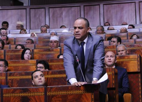 رئيس فريق التجمع في مجلس النواب: فوزنا بمقعد  المضيق الفنيدق سبب العصبية البيجيدية