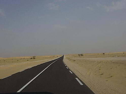 بشّر به اعمارة.. طريق جديد نحو موريتانيا