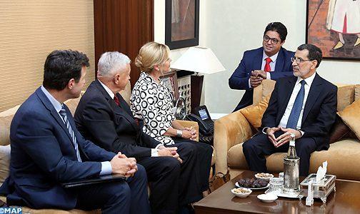 وفد أمريكي: المغرب أحد أفضل أصدقاء واشنطن