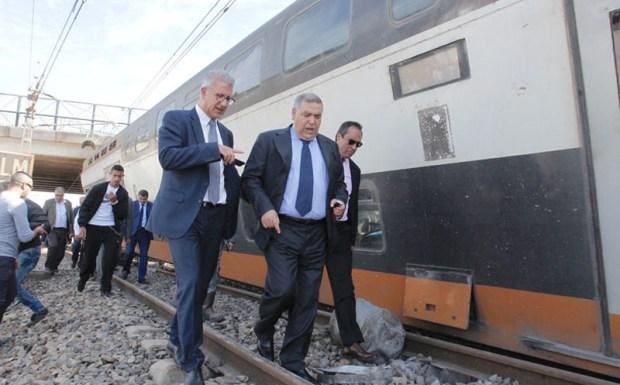 فاجعة قطار بوقنادل.. لخليع واعمارة مطلوبان إلى البرلمان
