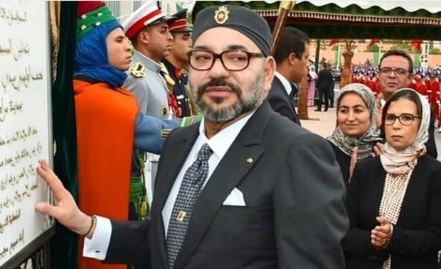 باستثمار ناهز 31 مليون درهم.. الملك يدشن مشروعين رياضيين للقرب في مراكش
