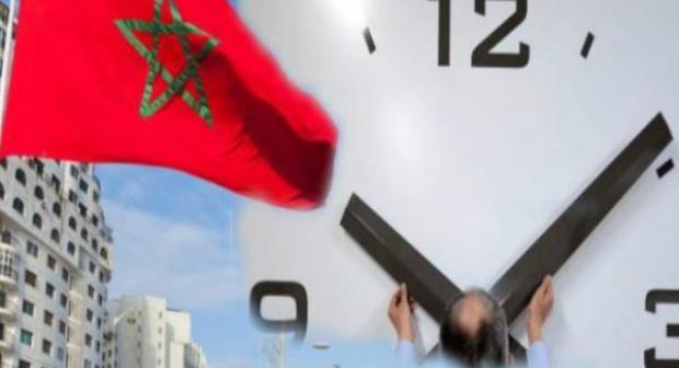 كازا.. الاحتجاج على ترسيم الساعة الإضافية!