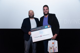 2e Prix - Youssef Ziraoui, Directeur JawJab + Mohamed Hmimsa