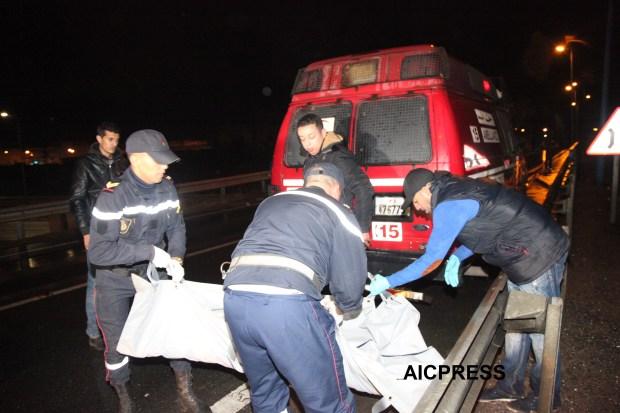 مشرد وكان روشيرشي.. البوليس يكشف هوية الضحية الذي قُطع رأسه في المحمدية