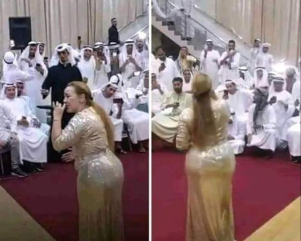 بالفيديو.. الشيخة التراكس شْكات بكروب فايسبوكي بتهمة التشهير