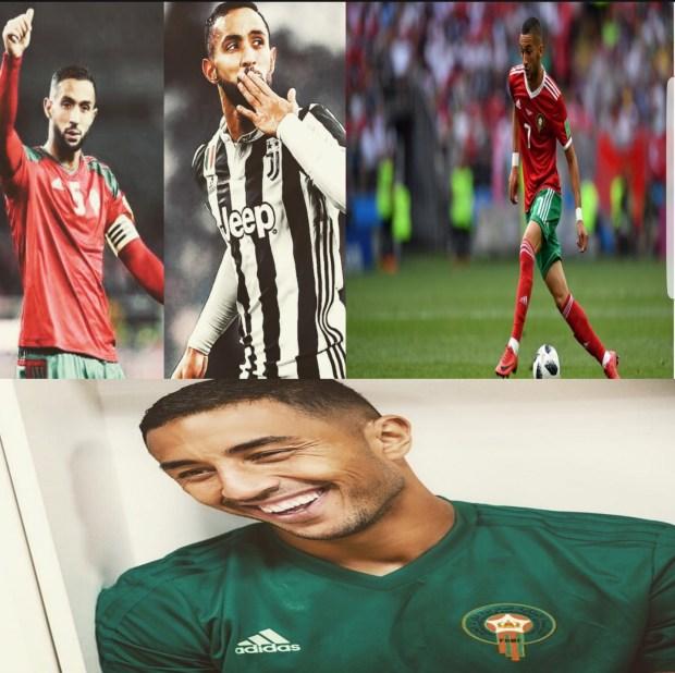 الغائبون عن المنتخب.. زياش وبوهدوز يهنئون المنتخب وبنعطية ما مسوّقش! (صور)