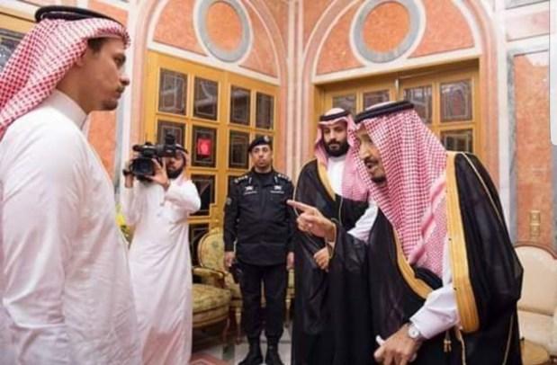 صحاب التحاليل.. عزاء بالإكراه ويد الحارس الخاص على المسدس!! (صور وفيديو)