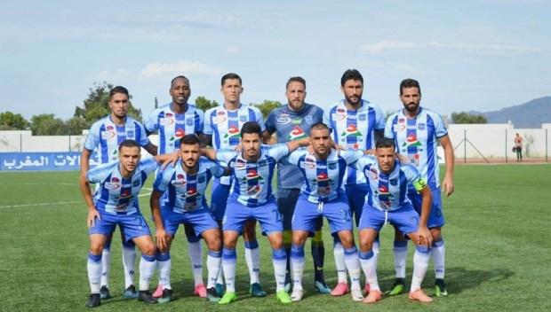 على سلامتهم.. شباب الريف الحسيمي يحقق أول فوز بعد 6 دورات