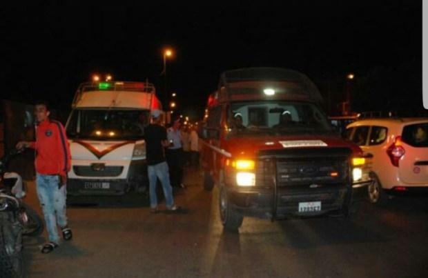 أكادير.. وفاة شاب تحت عجلات حافلة