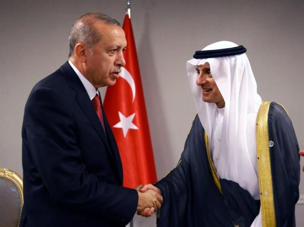 """الجبير يبرئ بن سلمان وأردوغان سيعلن """"الحقيقة"""" الثلاثاء.. آخر تطورات ملف الخاشقجي"""