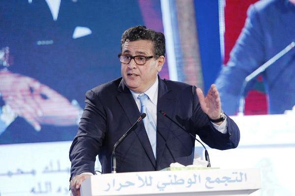ما نساهاش.. أخنوش ينتقد إطلاق أسماء فلسطينية على شوارع أكادير