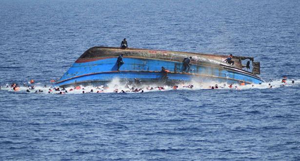 حادث غرق 11 مهاجرا في الناظور.. تحديد هوية سائق القارب