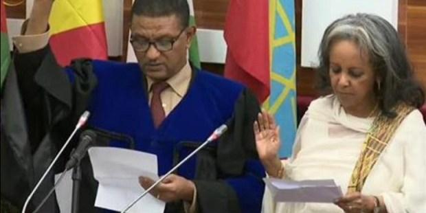 لأول مرة في تاريخ البلاد.. امرأة رئيسة لإثيوبية
