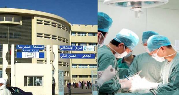 المستشفى الجامعي لفاس.. أزيد من 24 ألف عملية في عام واحد