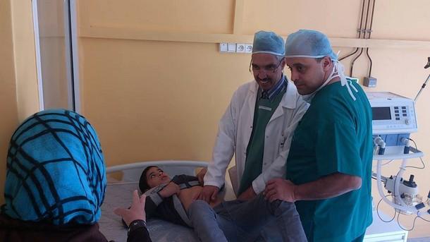 10 آلاف استشارة و300 عملية جراحية.. حملة طبية كبيرة في وزان