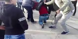 البوليس: فيديو الاعتداء على سائح قرب مسجد الحسن الثاني يعود إلى 2016