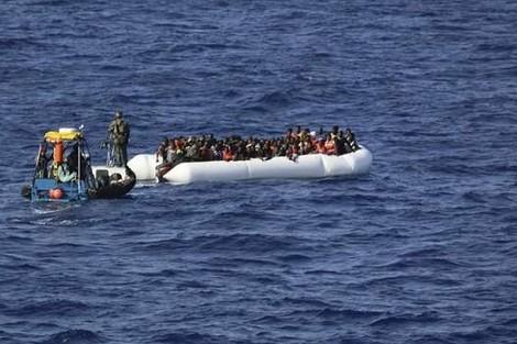 في يومين.. البحرية الملكية تنقذ 615 مهاجرا من الغرق