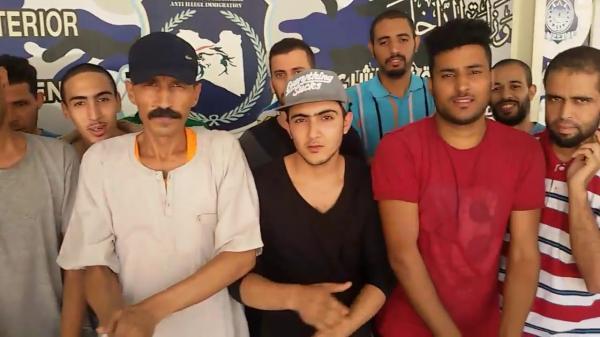 بالفيديو.. مغاربة في ليبيا يطالبون بالعودة