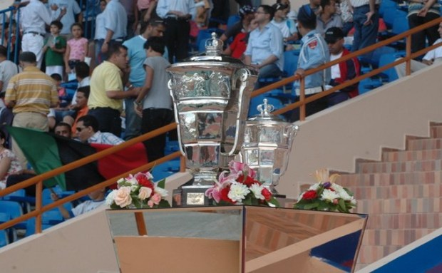 كأس العرش.. نهضة بركان ووداد فاس في نصف النهائي