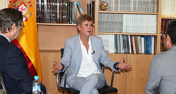 وزيرة إسبانية: الحلم الأوروبي وهم… والمغرب يحتاج منا المساعدة