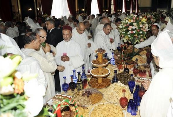 افتتاح البرلمان.. ممنوع الاقتراب من الحلوى!