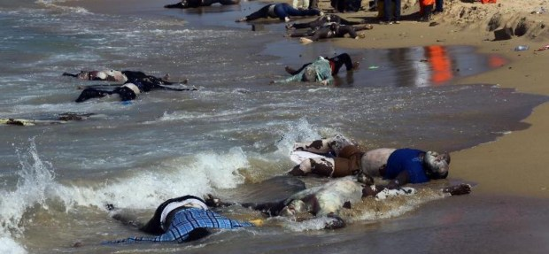 الضحايا من غينيا ومالي.. حصيلة غرقى قارب الناظور ترتفع إلى 13