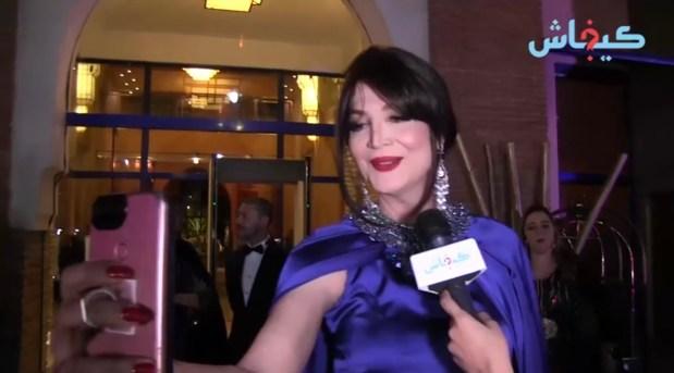 الراقصة نور في افتتاح مهرجان مراكش: كيخصني ساعة على الأقل باش نوجد راسي