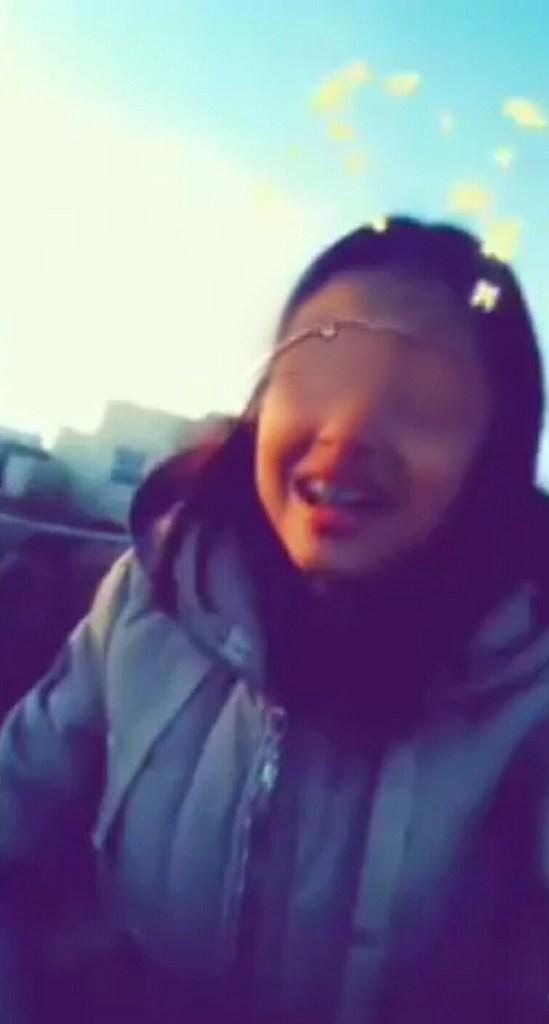 بالفيديو.. مراهقة تبكي على قبر حبيبها على أنغام الراي (فيديو)