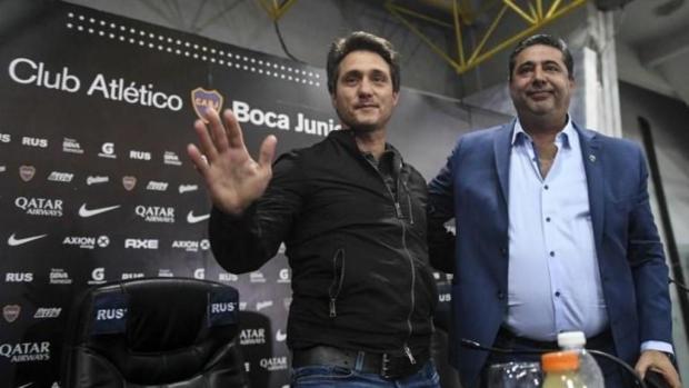 بعد مسيرة 3 أعوام.. بوكا جونيورز يستغني عن مدربه غييرمو باروس سكيلوتو