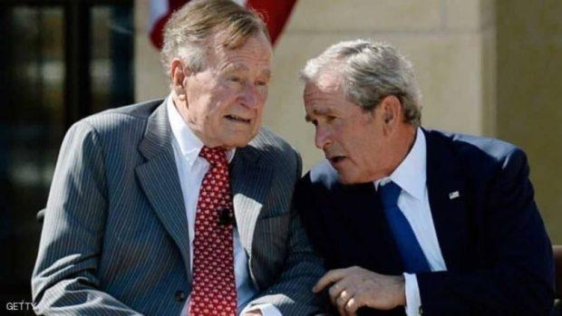 """الكويت: مواقف بوش الأب تجاهنا إبان """"غزو"""" العراق لن تُنسى"""