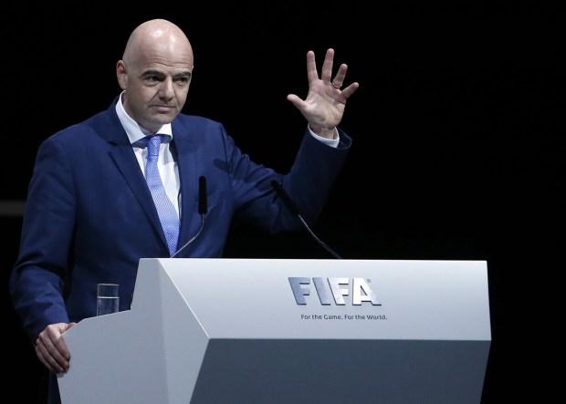 من 32 إلى 48.. رئيس الفيفا ناوي يزيد عدد المنتخبات فمونديال 2022