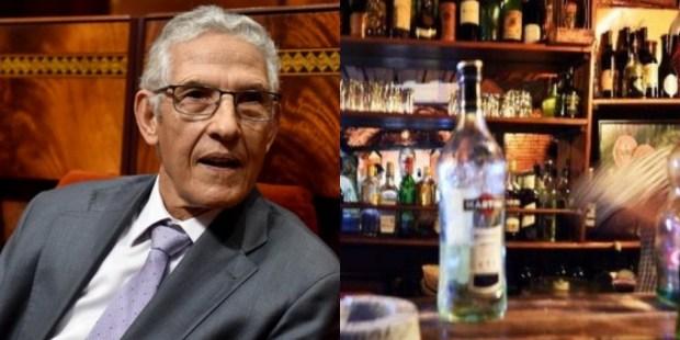 وصفه بالمنافق والخائن.. محامي دخل طول وعرض فالوزير الداودي بسبب الضريبة على الخمر!