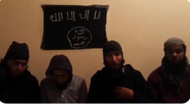 الفيديو الذي يعلن فيه قتلة السائحتين مبايعة زعيم داعش.. الوكيل العام للملك يقدم الحقيقة