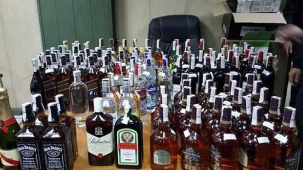أكادير.. حجز 800 قنينة من الخمور 300 منها من النوع الفاخر