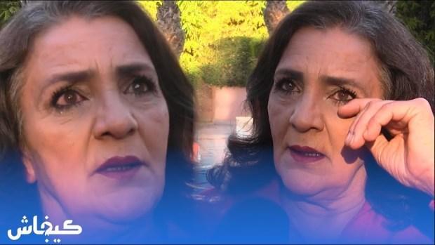 الممثلة راوية ترد على إشاعة وفاتها: جيت نعاود ليكم على عذاب القبر! (فيديو)