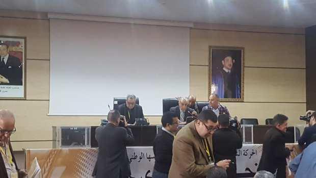 الحركة الشعبية تحتفظ بشيوخها في القيادة.. انتخاب أمسكان رئيسا للمجلس الوطني