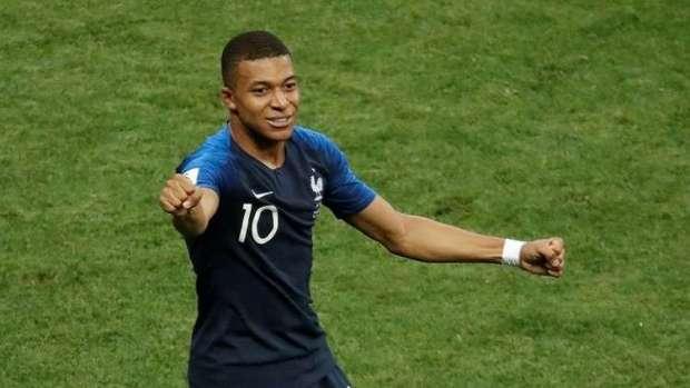 فرنسا.. مبابي أفضل لاعب في 2018