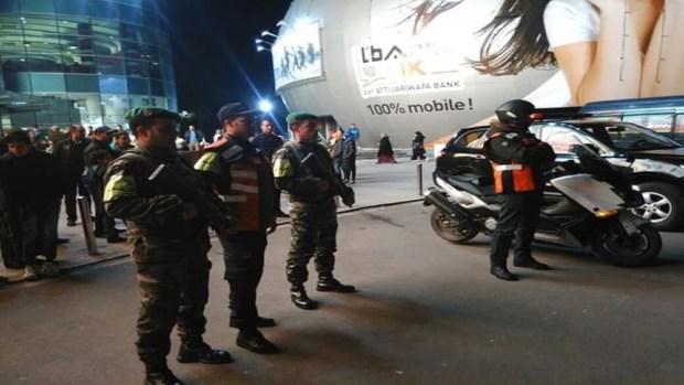 نشر آلاف العناصر الأمنية.. البوليس يستعد لرأس العام