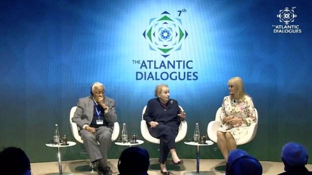 """مراكش.. شخصيات عالمية في الدورة السابعة للملتقى الدولي """"حوارات أطلسية"""""""