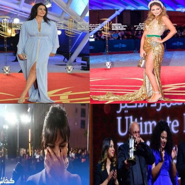 مهرجان السينما في مراكش.. 10 أيام و10 صور